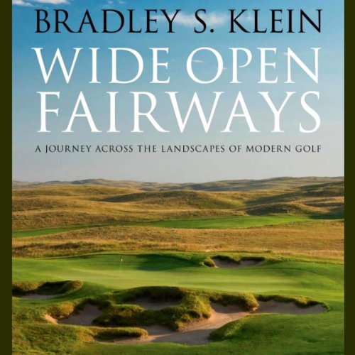 Wide Open Fairways audiobook cover art