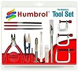 Humbrol - Set Herramientas modelista, Mediano (Hornby AG9159)