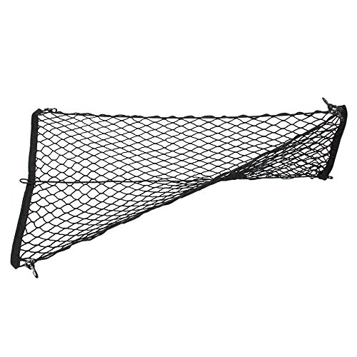 AndyGo Floor/Envelope Style Car Trunk Cargo Net Fit for Jeep Liberty Patriot Wrangler Commander Compass Grand Cherokee Renegade