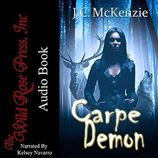 Carpe Demon audiobook cover art