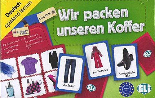 ELI Language Games: Wir packen unseren Koffer