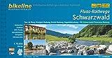Flussradwege Schwarzwald: Tour de Murg, Kinzigtal-Radweg, Enztal-Radweg, Nagoldtalradweg, Schwarzwald Panorama-Radweg. 1:75.000, 634 km, ... LiveUpdate (Bikeline Radtourenbücher)