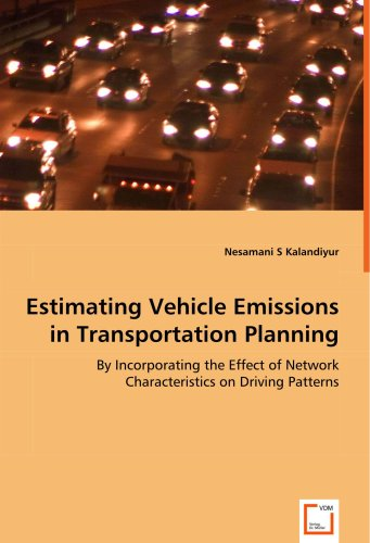 Estimating Vehicle Emissions in Transportation Planning