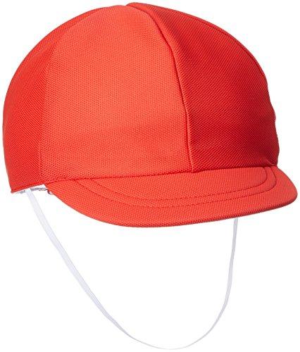 (キャッチ)Catch 遮熱 赤白帽子 903035 レッド LL