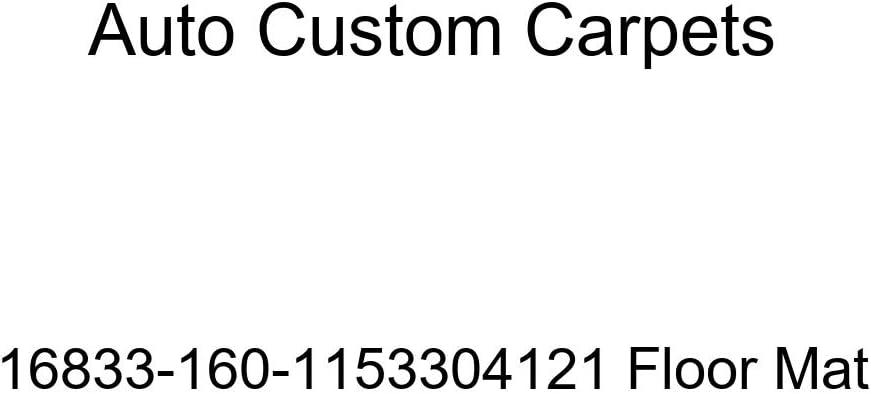 Auto Cheap In a popularity Custom Carpets Floor Mat 16833-160-1153304121