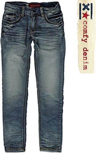 Blue Rebel Jungen Jogg Jeans Groove Horizon wash, Blau, Größe 110