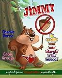 JIMMY La ardilla con una alergia a las nueces