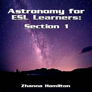 Astronomy for ESL Learners: Section 1 cover art