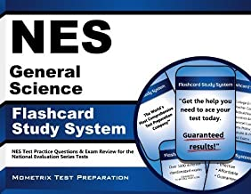 NES General Science Flashcard Study System: NES Test Practice Questions & Exam Review for the National Evaluation Series Tests (Cards) by NES Exam Secrets Test Prep Team Published by Mometrix Media LLC (2013) Paperback
