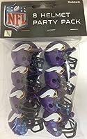 Riddell 9585533018 Minnesota Vikings Team Helmet Party Pack