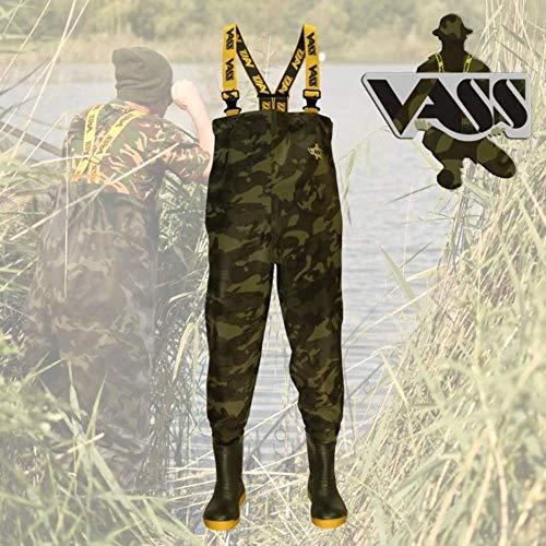 Vass -Tex 800 Camouflage Wathose 9