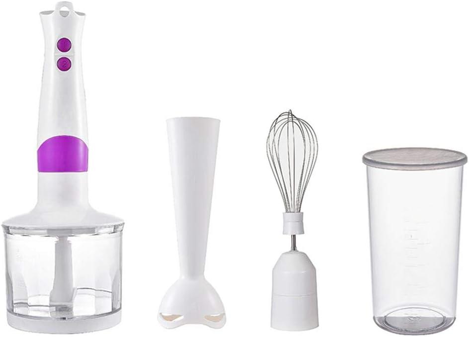 DFD Molinillo de verduras triturador de huevo batidor de jugo de la taza de jugo de la mano eléctrica exprimidor exprimidor exprimidor picado mezclador Magenta