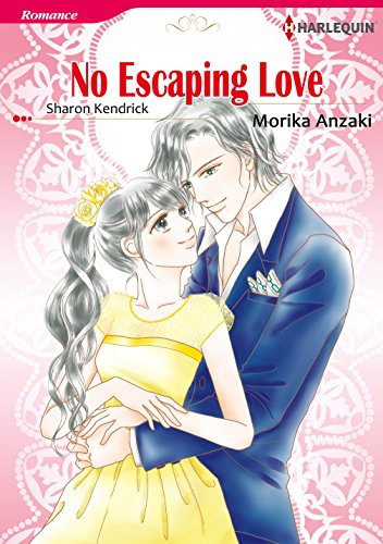 No Escaping Love: Harlequin comics (English Edition)