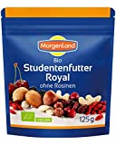 MorgenLand Bio Studentenfutter Royal, 2er Pack (2 x 125 g) -