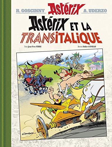 Astérix - Tome 37 - Astérix et la Transitalique - VERSION LUXE