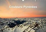 Couleurs Pyrénées (Calendrier mural 2021 DIN A3 horizontal): Chaîne des Pyrénées (Calendrier mensuel, 14 Pages )