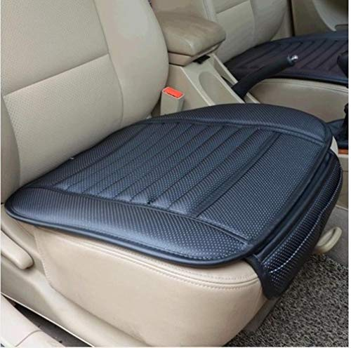 HTRO Car seat Cushion small Piece Set car seat Supplies seat Covers, Auto seat Cushion,Black 1set