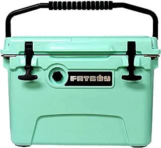 Fatboy 20QT Heavy Duty Rotomolded Cooler Seafoam Green