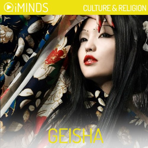 Geisha audiobook cover art