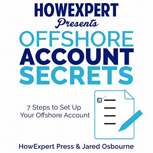 Offshore Account Secrets audiobook cover art