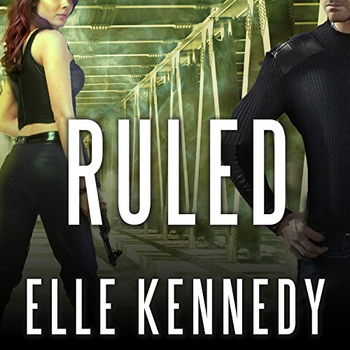 Ruled audiobook cover art
