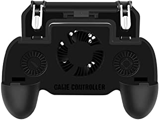 Magneti Mobile Game Controller for 4in1 Gamepad Shoot and Aim Trigger Phone Cooling