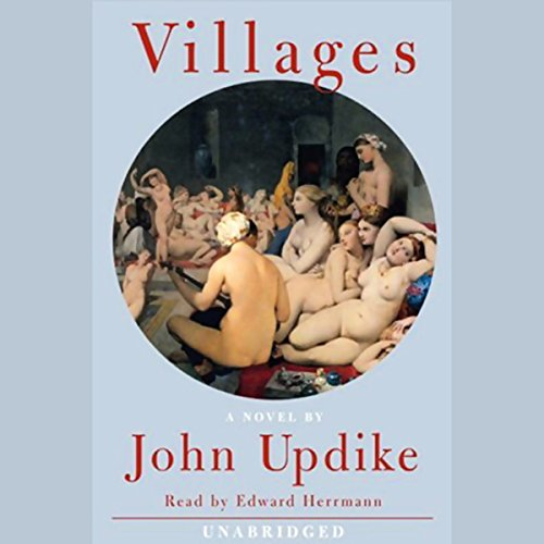 Villages audiobook cover art