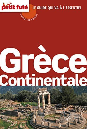 Guide Grèce continentale 2016 Carnet Petit Futé