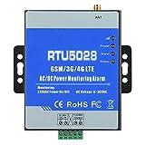 Tangxi GSM-Alarmüberwachung, RTU5028 GSM-Netzspannungsstatusüberwachung Stromausfall/Wiederherstellung Alarm Alarmunterstützung RTU über TCP/TCP(EU)
