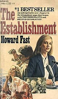 Hardcover The Establishment Book