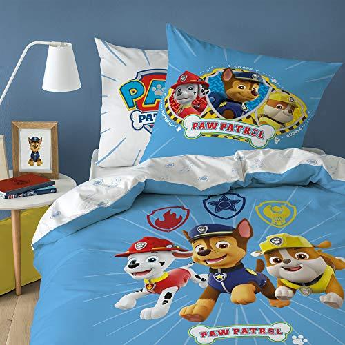 L-S KIDS BOUTIQUE Parures de lit, Bleu, 140 x 200 cm