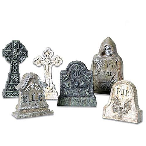 Tombstones Figurine Set