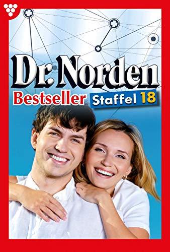 Dr. Norden Bestseller Staffel 18 – Arztroman: E-Book 171-180
