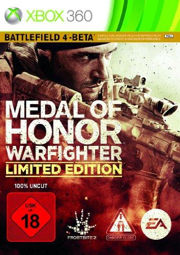 Medal of Honor: Warfighter - Limited Edition (Inklusive Zugang zur Battlefield 4-Beta) [Importación Alemana]