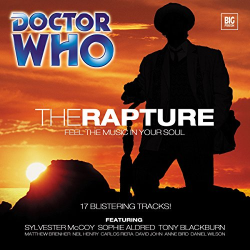 Doctor Who - The Rapture cover art