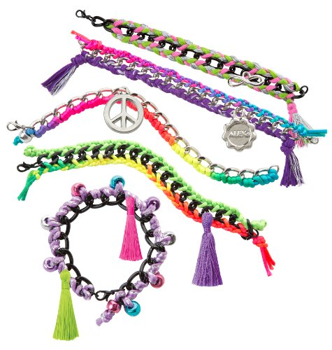 Alex Toys Do-It-Yourself Wear Chain Bracelets Jewellery Kit