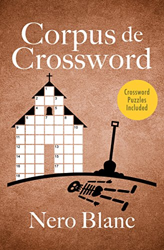 Corpus De Crossword by Nero Blanc ebook deal