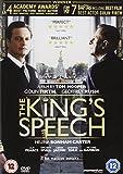 The King's Speech [Reino Unido] [DVD]
