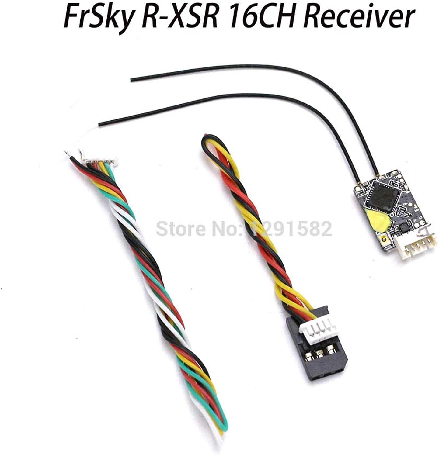 Laliva FrSky RXSR Ultra SBUS   CPPM Switchable D16 16CH Mini Redundancy Receiver RX 1.5g for RC Transmitter TX Drone Models Quadcopter