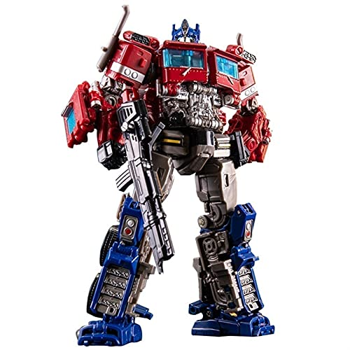 FAFAFA Transformers Optimus Prime Cybertron Transformers Masterpiece Optimus Prime Acciones Figuras, Juguete deformable Optimus Prime Toy