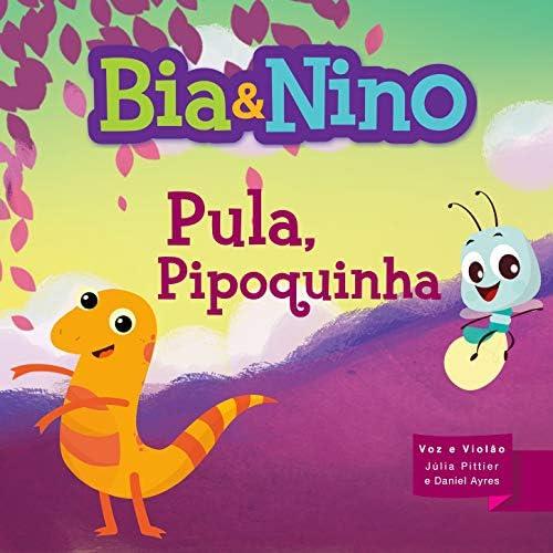 Bia & Nino feat. Badulaque, Daniel Ayres & Julia Pittier