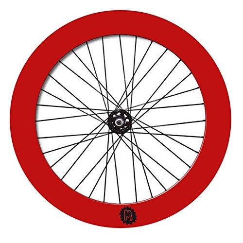 Rueda de bicicleta Mowheel 70mm delantera