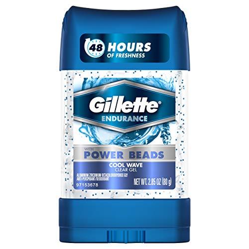 Gillette Power Beads Cool Wave Antiperspirant Deodorant - Packaging May Vary
