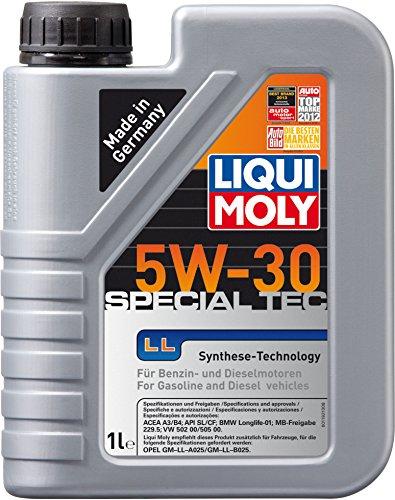LIQUI MOLY 1192 Leichtlauf Special LL Motoröl 5W-30, 1 L