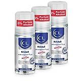 CL Kristall Antitranspirant gegen starkes Schwitzen -...