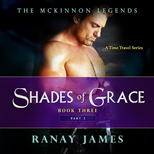 Shades of Grace audiobook cover art