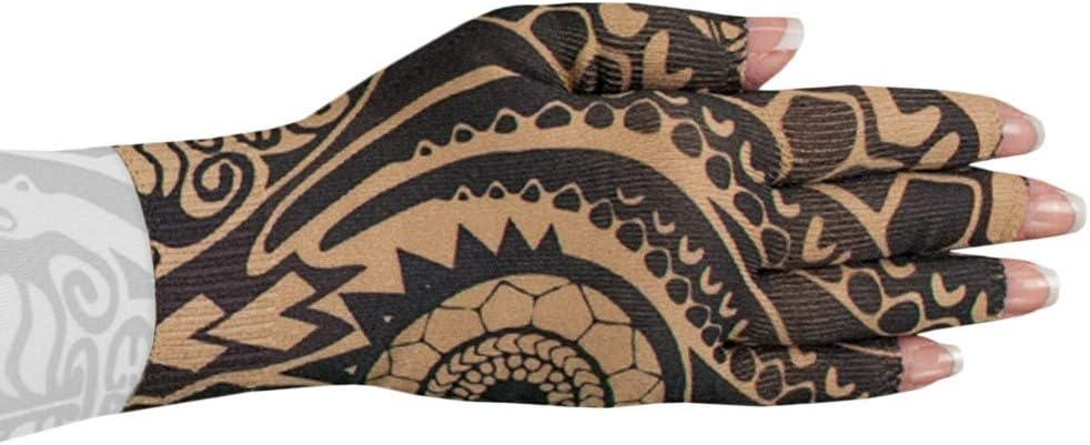 Lymphedivas 通常便なら送料無料 Fierce - Beige 送料無料激安祭 Single Glove 30-40 Compression mmHg