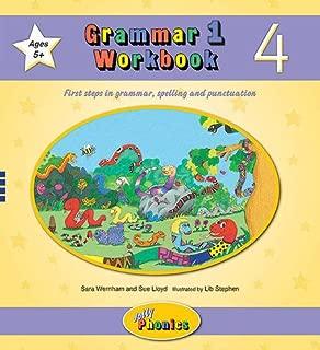 Grammar 1 Workbook 4 Book 6 (Grammar 1 Workbooks 1-6)