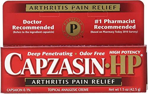 CAPZASIN HP arthritis muscle pain relief cream 1.5 oz