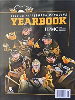 The Hockey Company 2017-2018 PENGUINS YEARBOOK STANLEY CUP